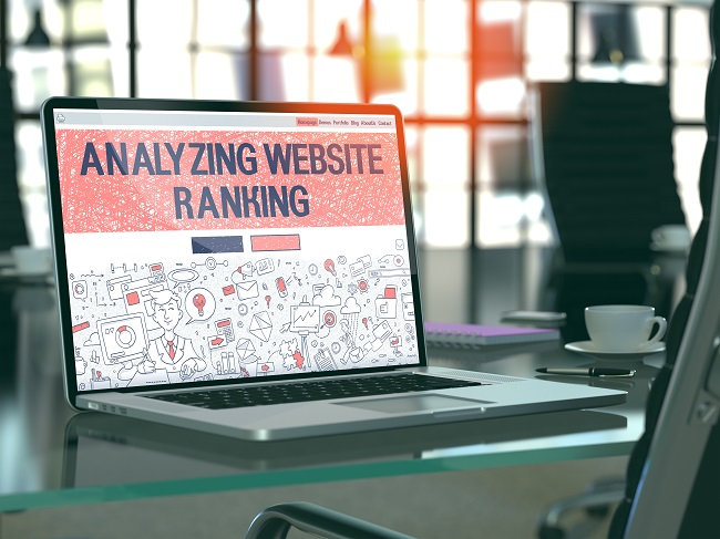 Advice from an SEO Expert: If You're Not First, You're Last