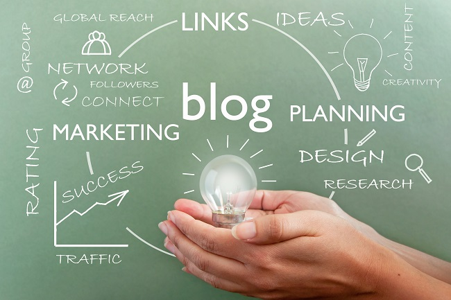 Blogging Techniques for Intent-Focused Search
