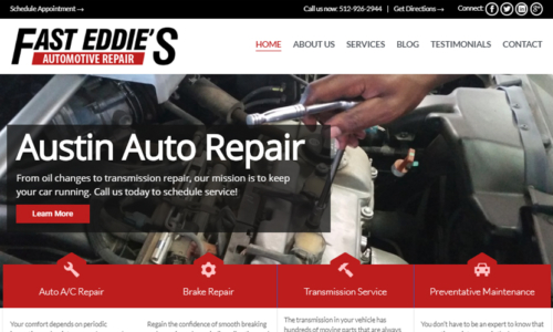 Fast Eddies Automotive Repair
