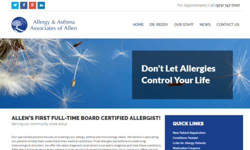 Allen Allergy