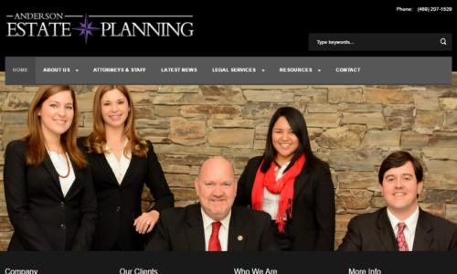 Anderson Estate Planning