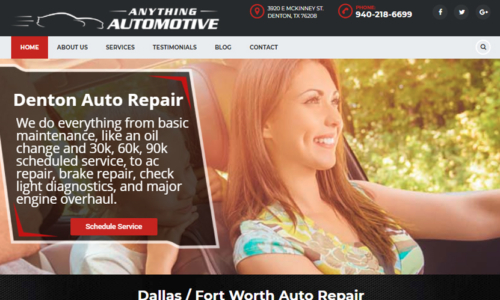 Anything Automotive