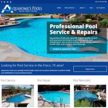 Aquanomics Pools