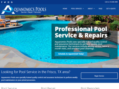 Aquanomics Pools