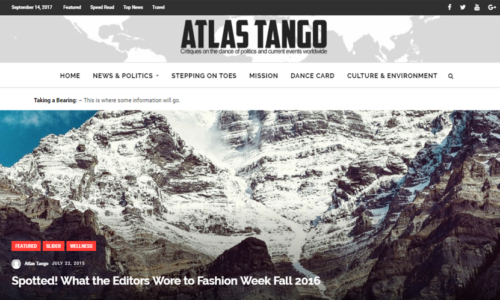 Atlas Tango