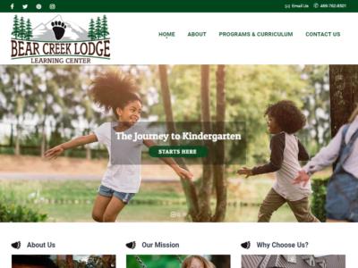 Bear Creek Lodge Learning Center