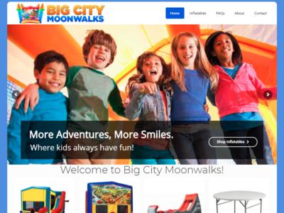 Big City Moonwalks