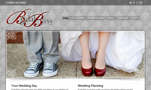 Bridal Bliss Consulting
