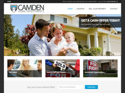 Camden Home Investments