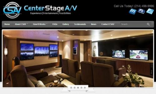 Center Stage A/V