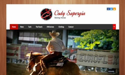 Cody Sapergia