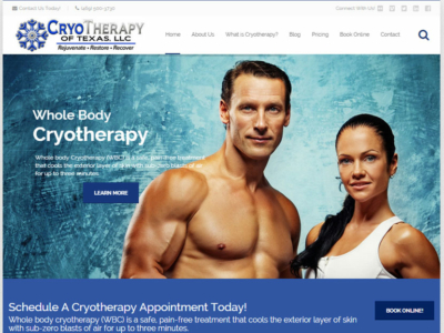 Cryotherapy of Texas