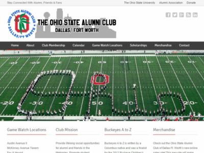 Ohio State Alumni Club DFW
