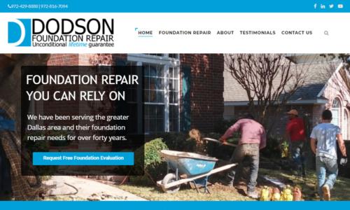 Dodson Foundation Repair