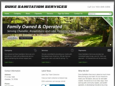 Duke Sanitation