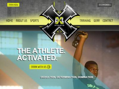 DX3 Athlete