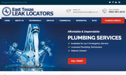 East Texas Leak Locators