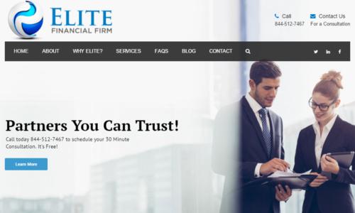Elite Financial Firm