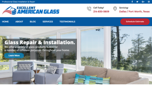 Excellent American Glass