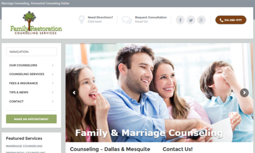 Family Restoration Counseling