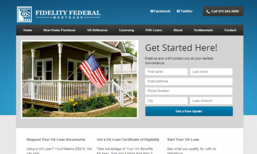 Fidelity Federal Mortgage