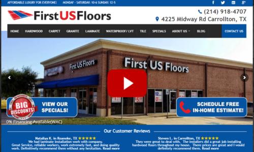 First Us Floors