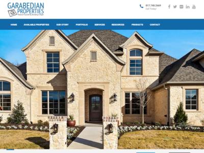 Garabedian Properties