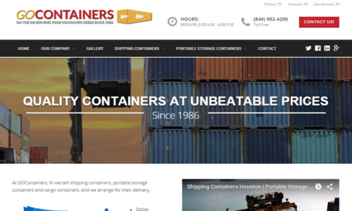 Go Containers