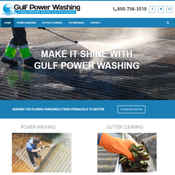 Gulf Power Washing