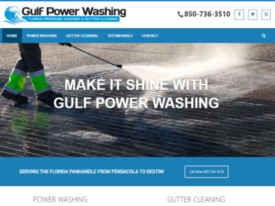 Gulf Power Washing