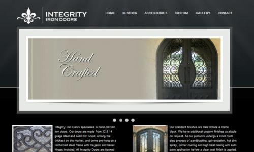 Integrity Iron Doors