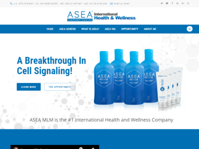 International Health & Wellness
