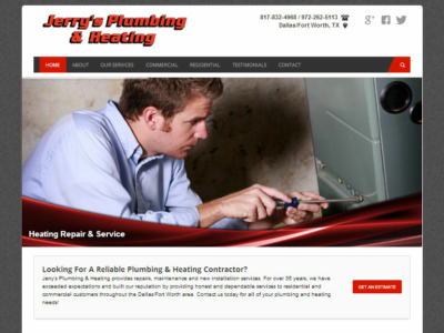 Jerry's Plumbing and Heating