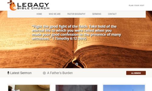 Legacy Bible Church