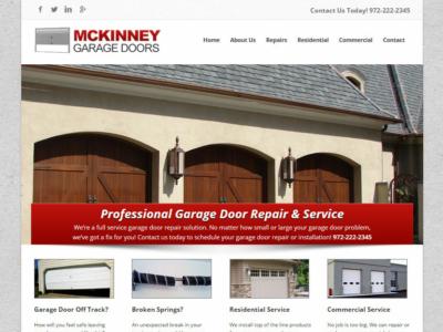 McKinney Garage Doors