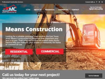 Means Construction