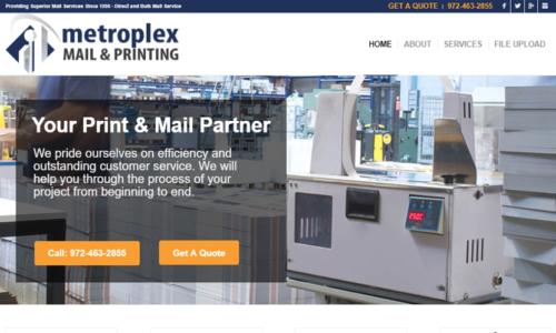 Metroplex Mail & Printing