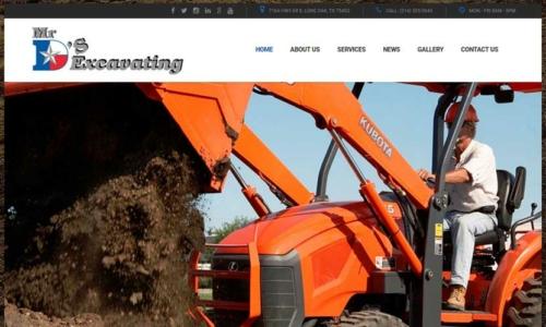Mr D's Excavating