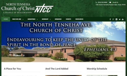 North of Tenneha Church of Christ