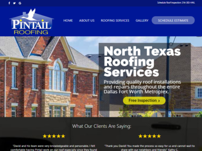 Pintail Roofing DFW