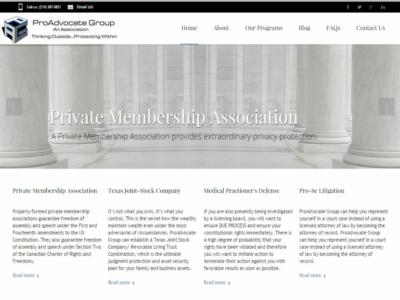Pro Advocate Group