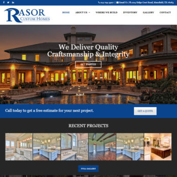 Rasor Custom Homes