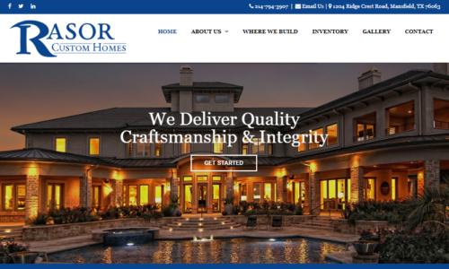 Rasor Custom Homes