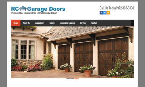 RC Garage Doors