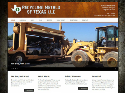 Recycling Metals of Texas