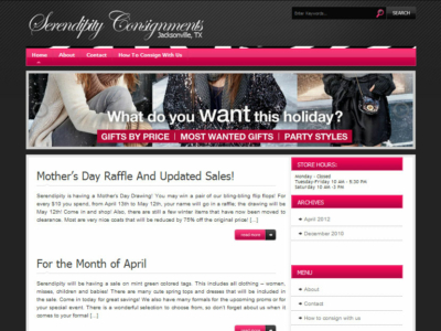 Serendipity Consignments