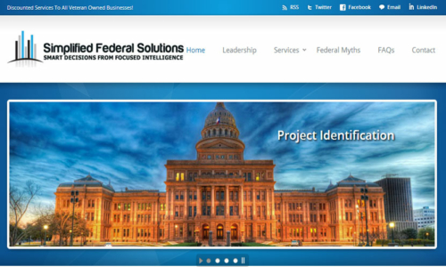 Simplified Federal Solutions