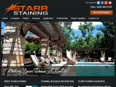 Starr Staining