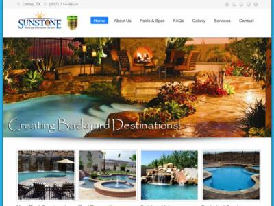 Sunstone Pools