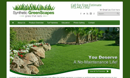 Synthetic GreenScapes